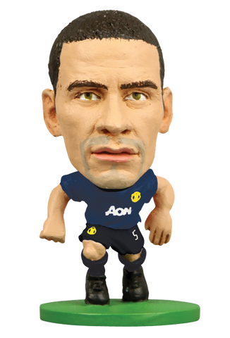 Man Utd - Rio Ferdinand **AWAY KIT** (2014 version)
