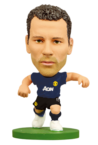 Man Utd - Ryan Giggs **AWAY KIT** (2014 version)