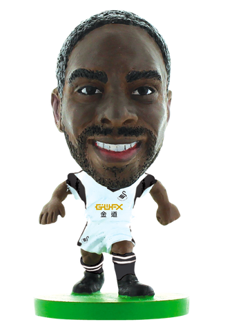 Swansea - Nathan Dyer Home Kit (2014 version)