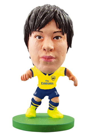 Arsenal - Ryo Miyaichi **AWAY KIT** (2014 version)