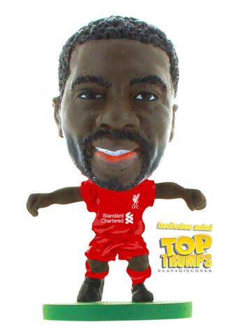 Liverpool Kolo Toure - Home Kit (2016 version)