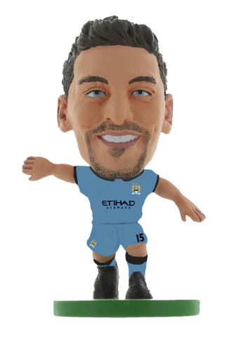Man City - Jesus Navas Home Kit (2015 version)