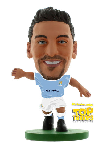 Man City - Jesus Navas Home Kit (2016 version)