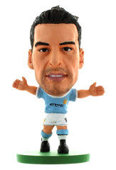 Man City - Alvaro Negredo Home Kit (2014 version)