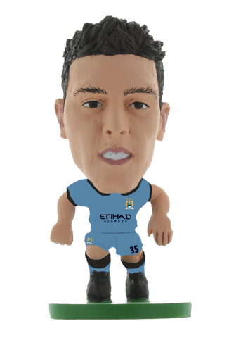 Man City - Stevan Jovetic Home Kit (2015 version)