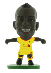 Liverpool - Mario Balotelli Away Kit (2015 version)