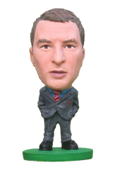 Liverpool - Brendan Rodgers (suit)