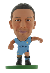Man City - Martin Demichelis Home Kit (2015 version)