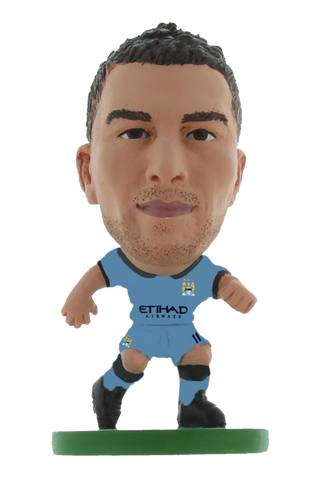 Man City - Aleksandar Kolarov Home Kit (2015 version)