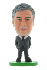 Real Madrid - Carlo Ancelotti (suit)