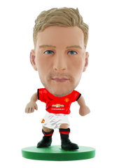 Man Utd Luke Shaw Home Kit (2018 version)