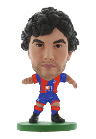 Crystal Palace - Mile Jedinak Home Kit (2016 version)