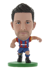 Crystal Palace - Scott Dann Home Kit (2015 version)