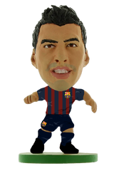 Collection Completer Barcelona Luis Suarez (2019 version)