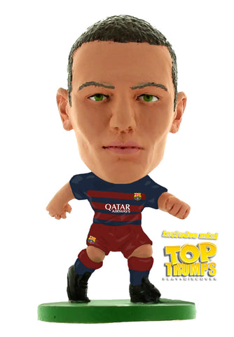 Barcelona - Thomas Vermaelen  - Home Kit (2016 Version)