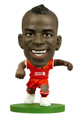 Liverpool - Mario Balotelli Home Kit (2015 version)