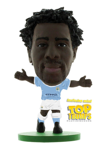 Man City - Wilfried Bony Home Kit (2016 version)