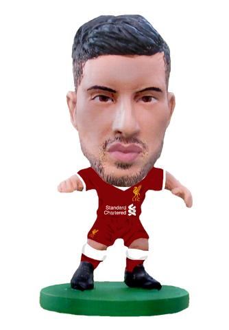 Liverpool Emre Can - Home Kit (2018 version)