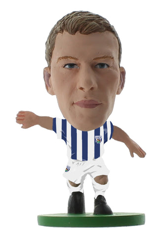 West Brom - James McClean Home Kit (Classic Kit)