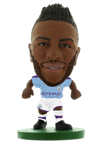 Man City - Raheem Sterling Home Kit (2020 version)
