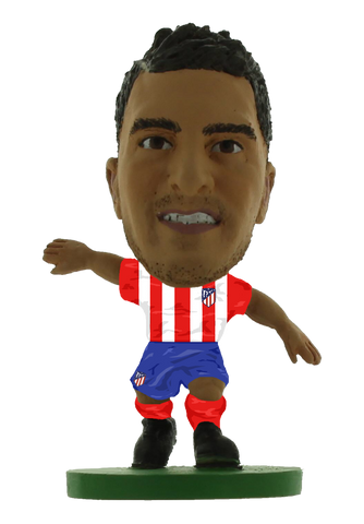 Atletico Madrid - Koke - Home Kit (Classic Kit)