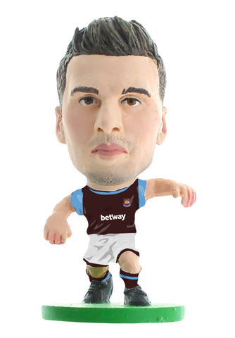 West Ham - Carl Jenkinson Home Kit (2016 version)