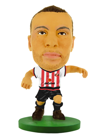 Sunderland - Younes Kaboul Home Kit (2016 version)