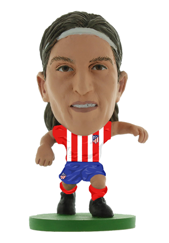 Atletico Madrid - Filipe Luis - Home Kit (Classic Kit)