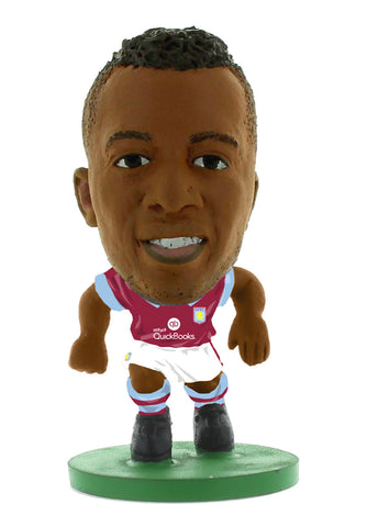 Aston Villa - Jordan Ayew Home Kit (2016 version)
