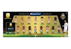 Swansea FA Cup Winners 15 Player Team Pack (2012/2013)