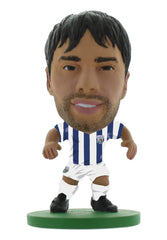 West Brom - Claudio Yacob Home Kit (Classic Kit)