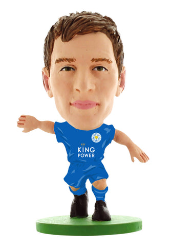 Leicester City - Marc Albrighton Home Kit (Classic Kit)