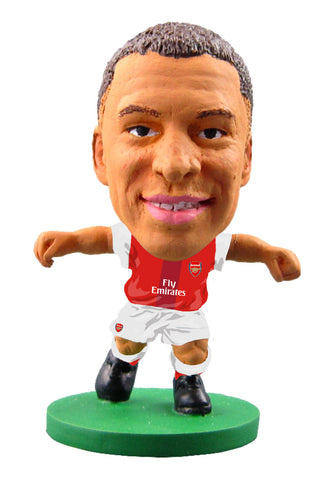 Arsenal - Alex Oxlade-Chamberlain - Home Kit (2017 version)