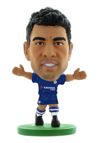 Chelsea - Diego Costa Home Kit (2017 version)