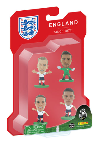 England (EURO) - 4 Player Blister Pack B