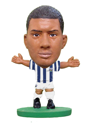 West Brom - Salomon Rondon Home Kit (Classic Kit)