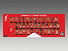 Limited Edition Liverpool Home and Away Kit Team Pack!