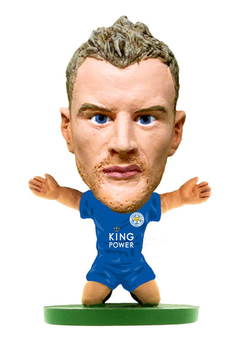 Leicester City - Jamie Vardy Home Kit (Classic Kit)