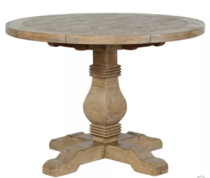 CLB Round Dining Table 42""