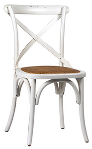 GSTN Dining Chair- Antique White