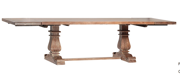 MDSN EXT Dining Table- Lucca