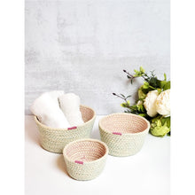 Load image into Gallery viewer, Amari Bowl - Pink (Set of 3)