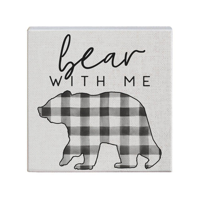 Bear With Me Small Talk Square