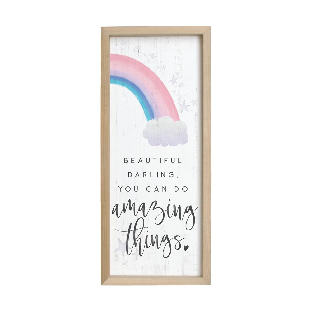 Beautiful Darling Farmhouse Frame