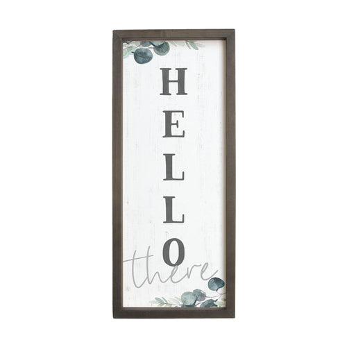 Hello There Farmhouse Frame