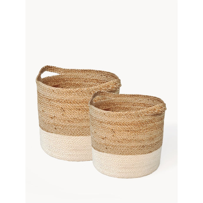 Kata Colorblock Basket (Set of 2)