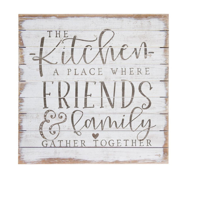 Kitchen Gather Together Perfect Pallet
