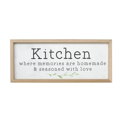 Kitchen Memories Farmhouse Frame