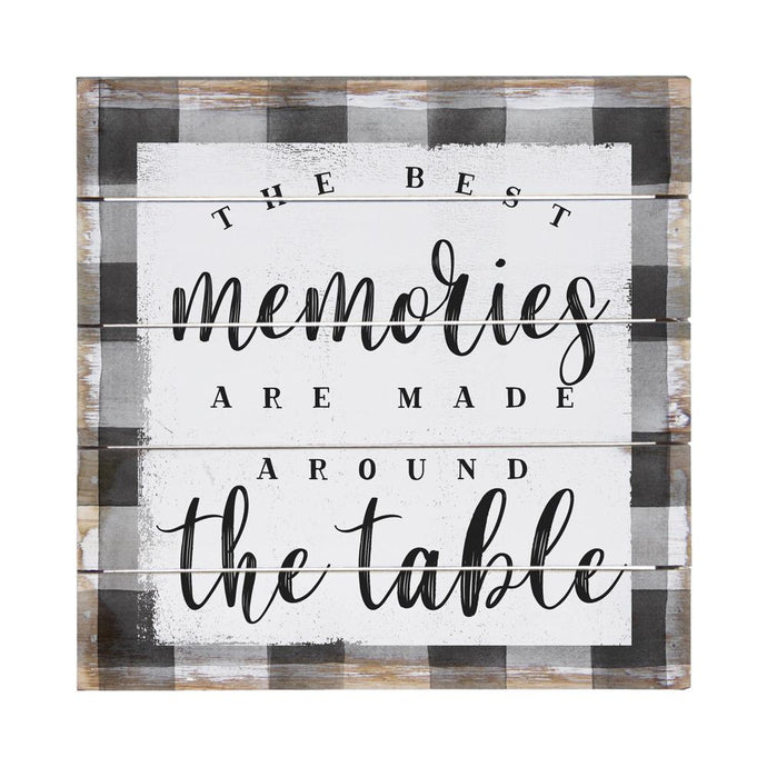 Memories Table Pallet Petite