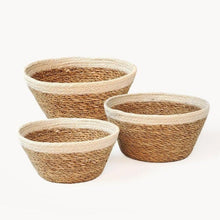 Load image into Gallery viewer, Savar Plant Bowl (Set of 3)